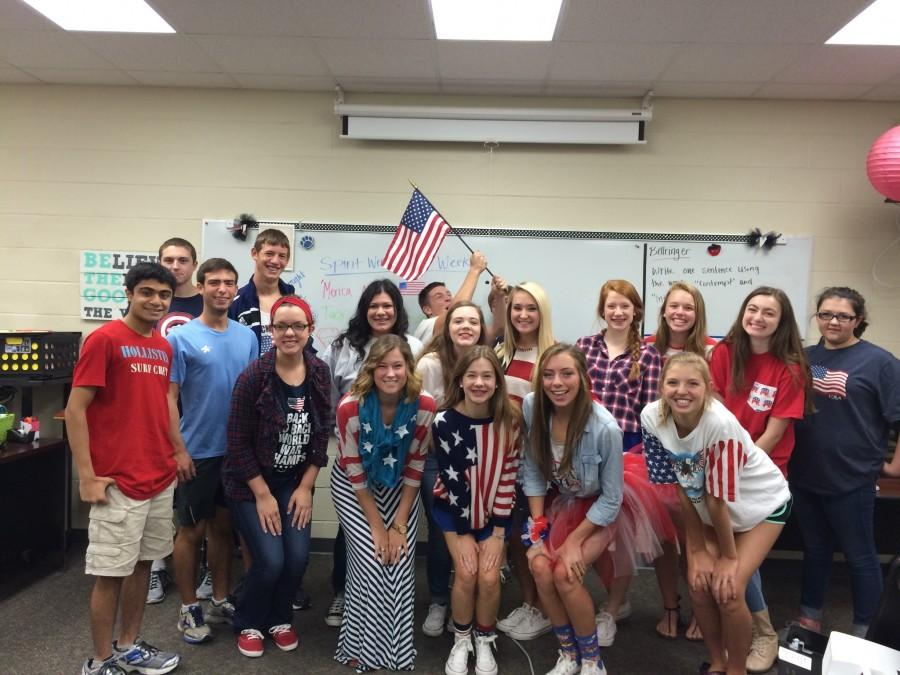 Student Council works to expand positive school year