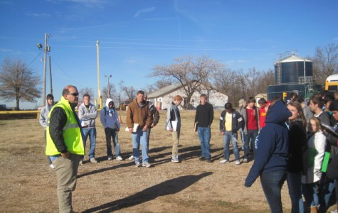 APES students take fieldtrip to landfill