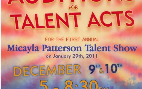 FCA presents Micayla Patterson talent show