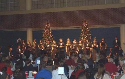 Candlelight night brings Christmas spirit to Har-ber