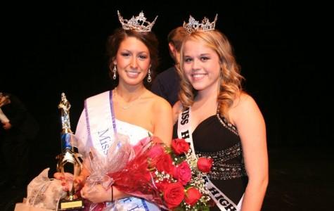 Maggie Rutledge crowned Miss HBHS