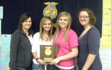 FFA horse judging team takes 1st at state