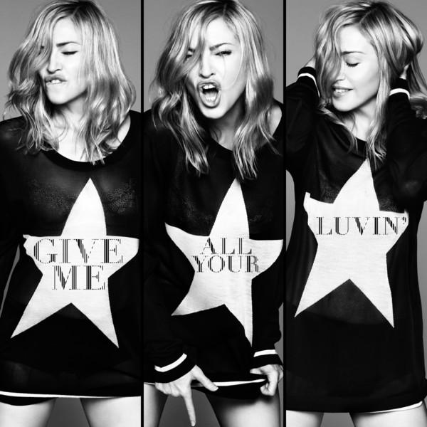 L.U.V. Madonna? …not really