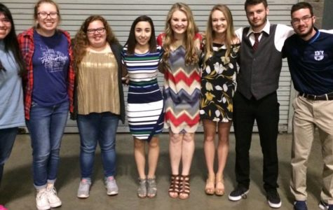 Student media excels at state contest