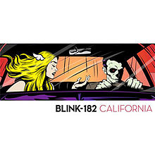 California- Blink 182