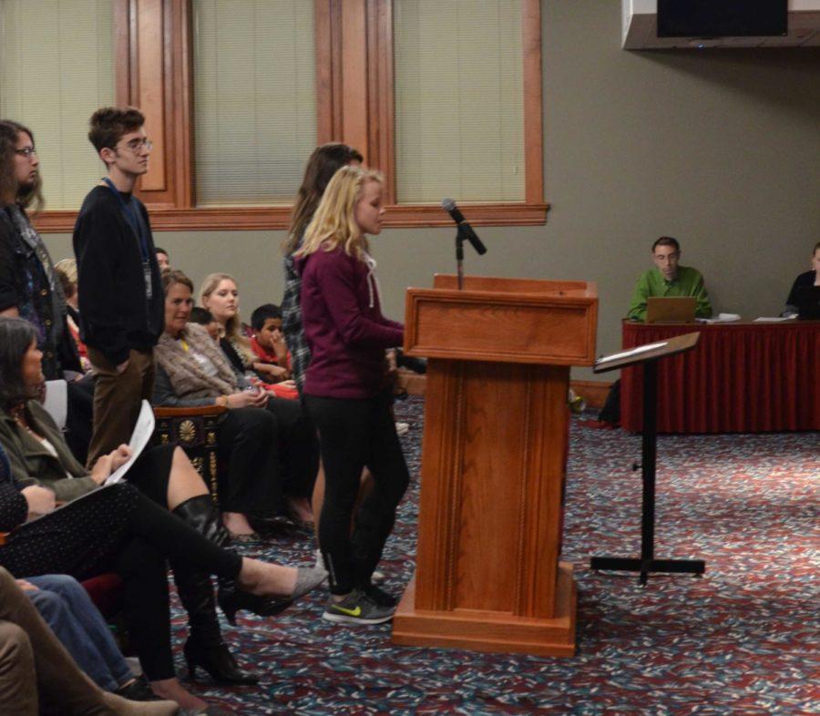Publication students battle district administrators over censorship