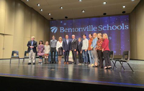 Womack welcomes NASA Administrator Jim Bridenstine to Bentonville High School